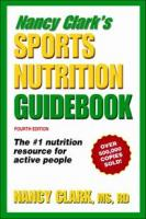 Nancy Clarks Sports Nutrition Guidebook